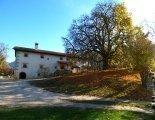 Herbstliches Haus